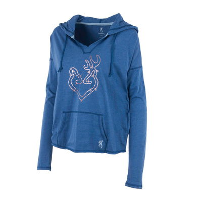 Women's Verbena Hooded T-Shirt