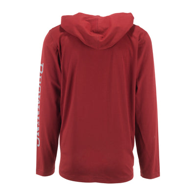 Men's Latitude Hooded T-Shirt