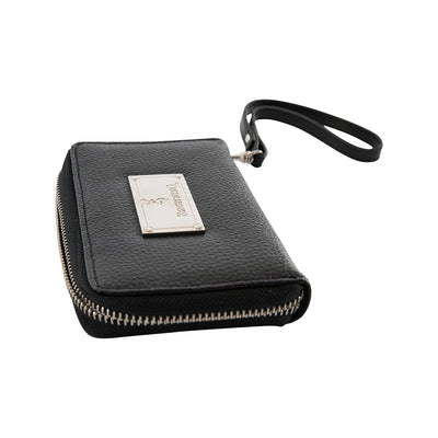 Women's Leather Wristlet Wallet