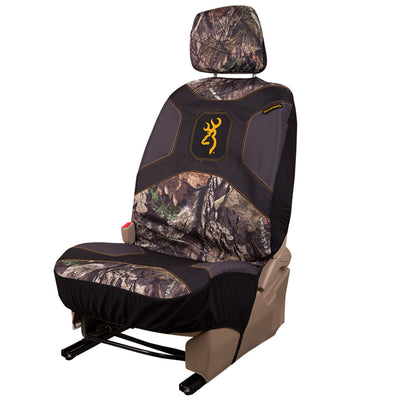 Mossy Oak Break-Up Country Low Back Seat Cover