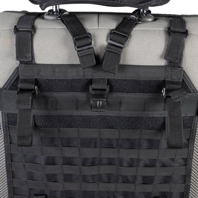 Tactical Low Back Seat Cover | Black 2.0