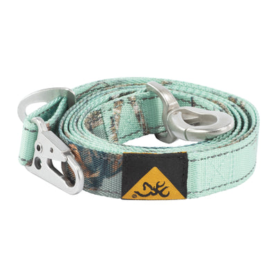 Browning Classic Camo Webbing Dog Leash | More Colors