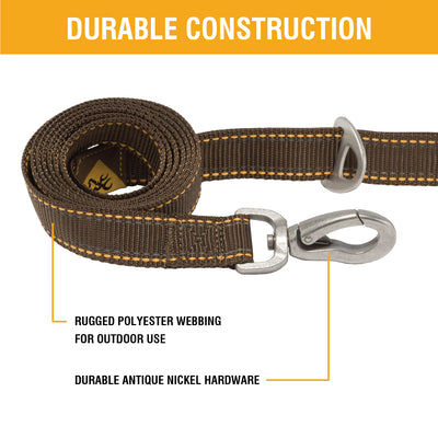 Classic Dog Leash 6'x1"