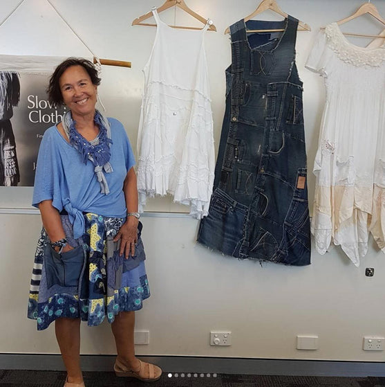 Clothing with heart: A Brisbane mum's passion for slow clothing