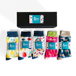 Gift Box of 5 - Bright 'n Fruity for Five