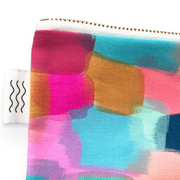 Inkling Coin Purse - bright colours