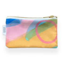 Inkling Coin Purse - geo colour