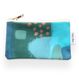 Inkling Coin Purse - dusk green