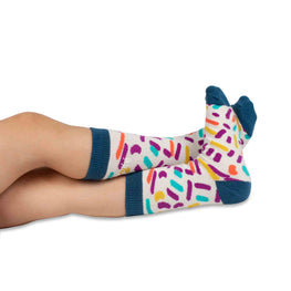 Kids Crew Socks | Jelly Beans