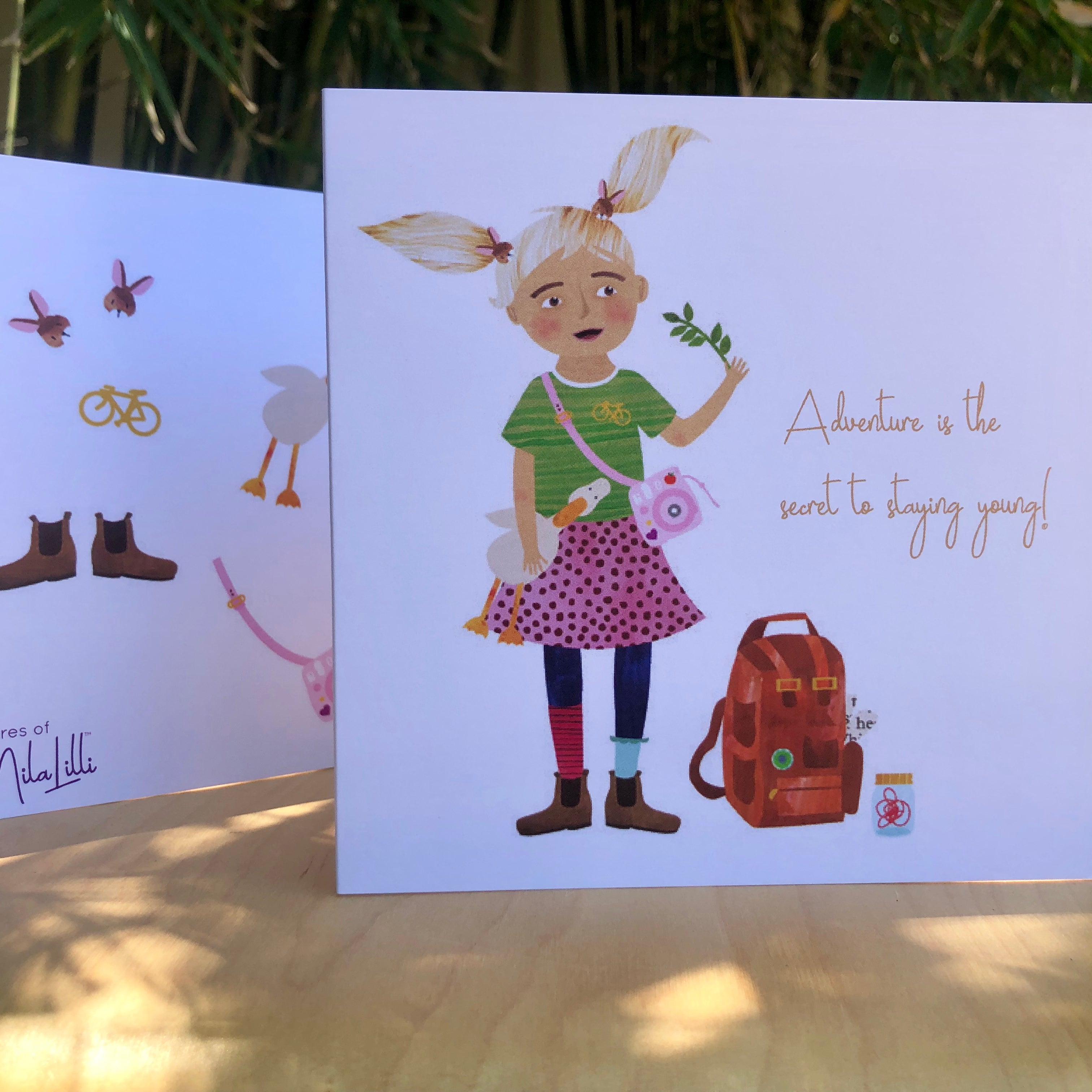 Miss Mila Lilli™ | Gift Card