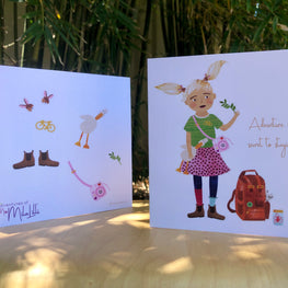 The Adventures of Miss Mila Lilli™ | Gift Card