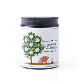 William & Emerson Candles | Gardenia & Wild Truffle Candle