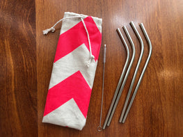 liliLife Stainless Steel Straws