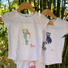 liliLife® Kids Flamingo Tee