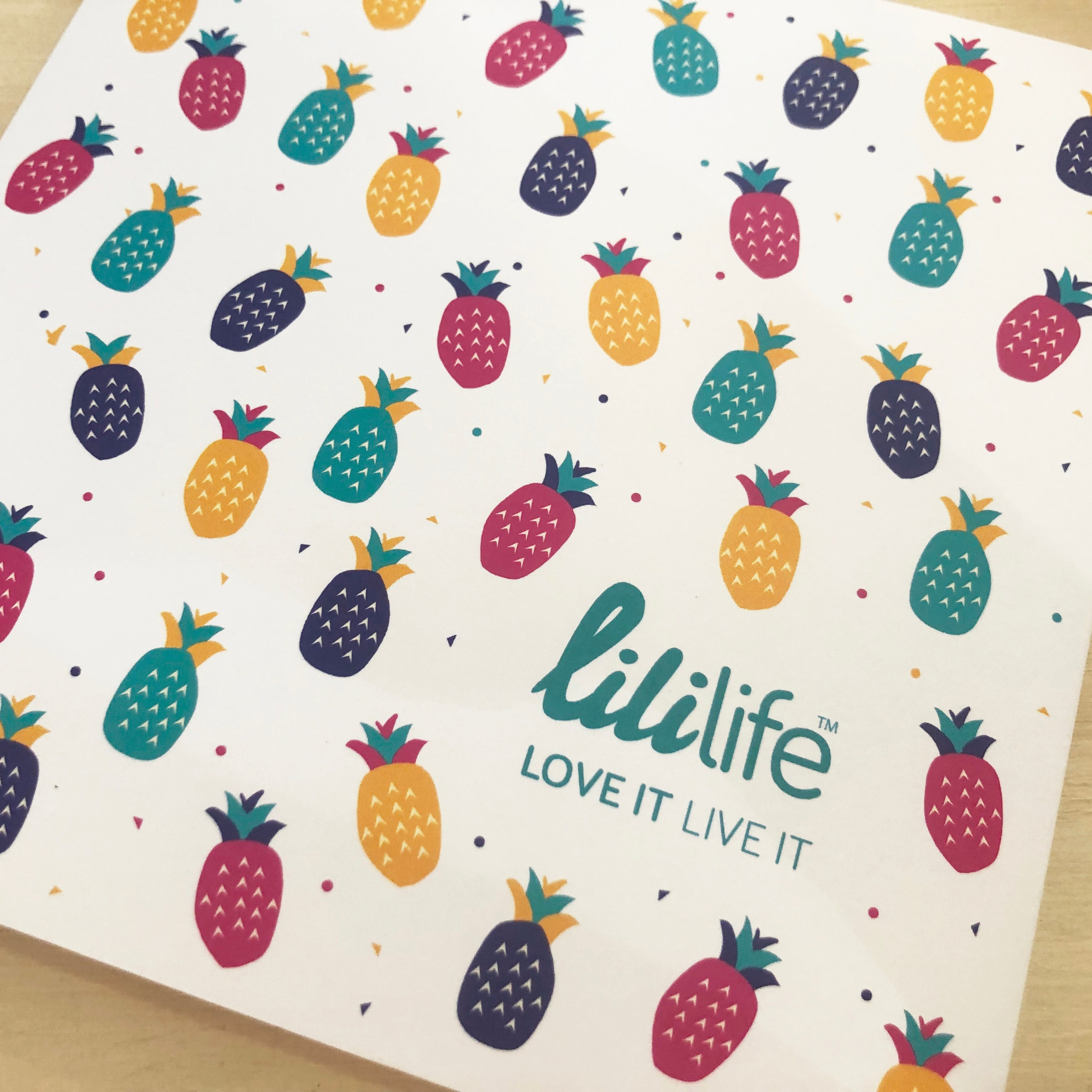 liliLife® | Pineapple Gift Card