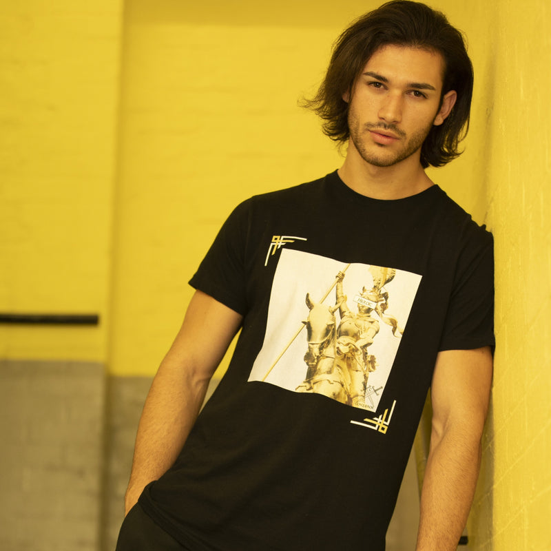"Joan of Arc ""Heroic"" short sleeve Tshirt"
