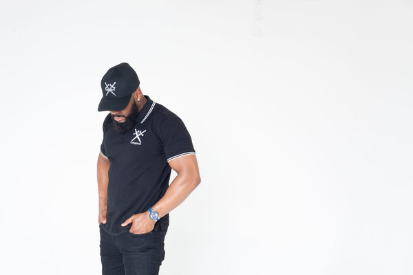 Short sleeve 'C' logo Polo shirt