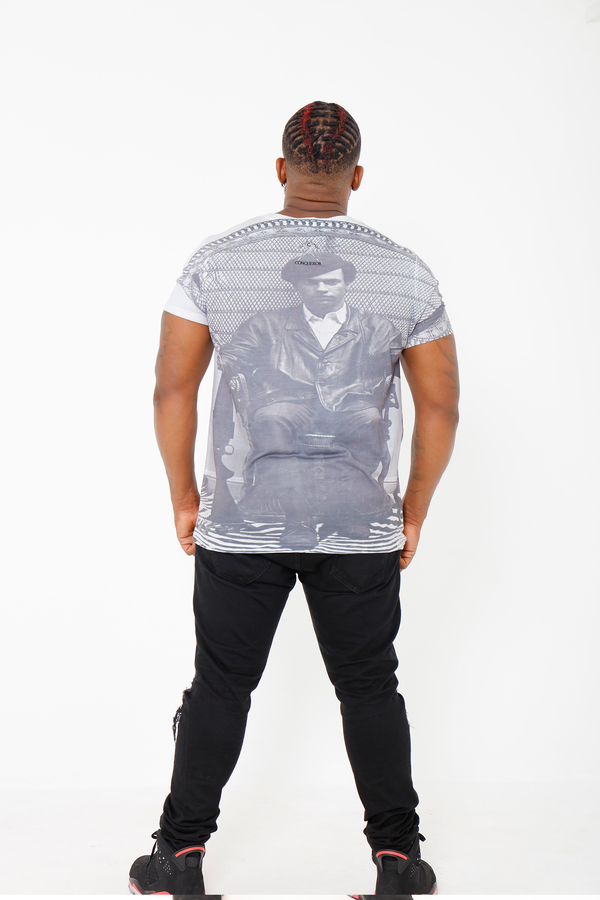 Huey Newton Short Sleeve T shirt
