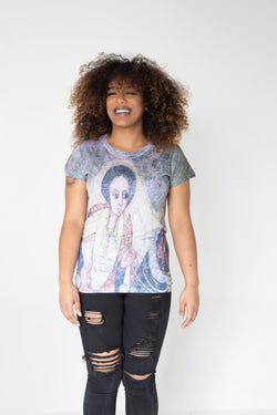 Queen of Sheba Short Sleeve Tshirt