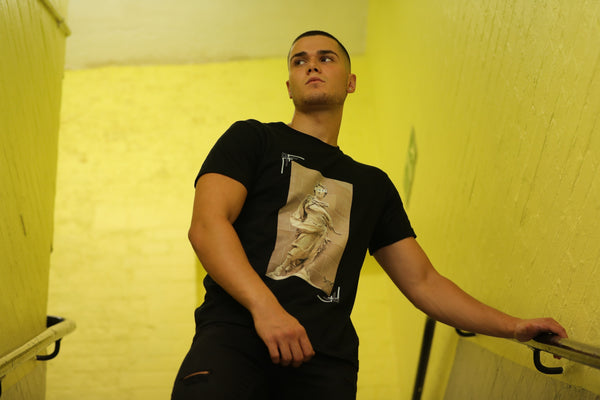 "Julius ceasar ""Power"" short sleeve Tshirt"