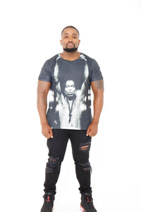 Fela Kuti 'hand 's up' short sleeve T-shirt