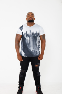 Nelson Mandela short sleeve T-shirt