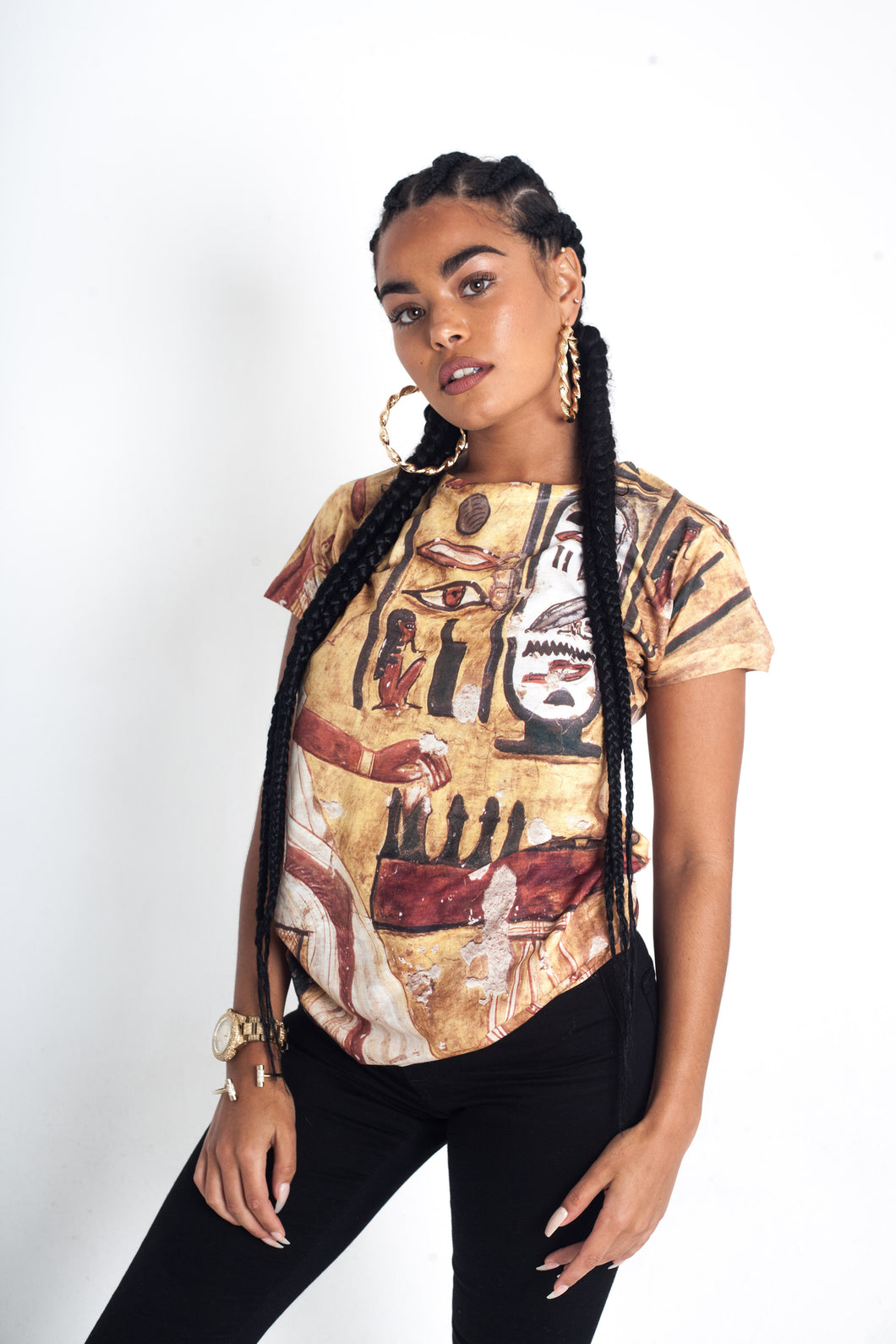 Nefertiti Short Sleeve T shirt