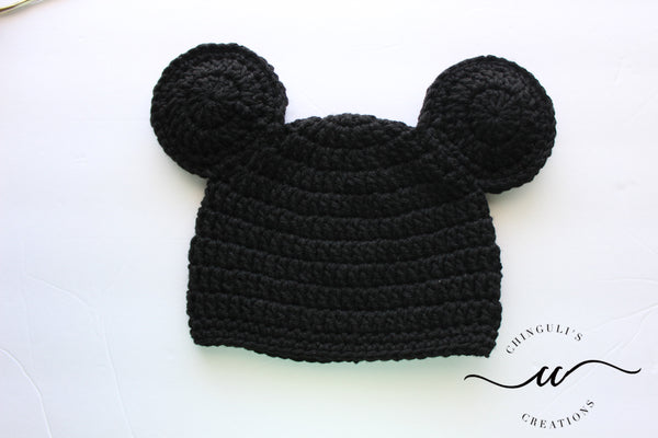 Diy Halloween Costumes Mickey And Goofy Free Crochet Hat Pattern