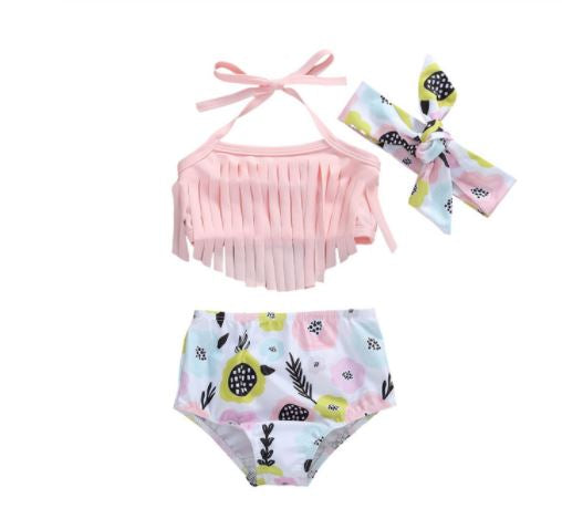 Rosie | 3PC Swim Set