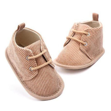 Corduroy Shoes _ Beige
