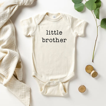 Oh brother | Baby Announcement Bodysuit