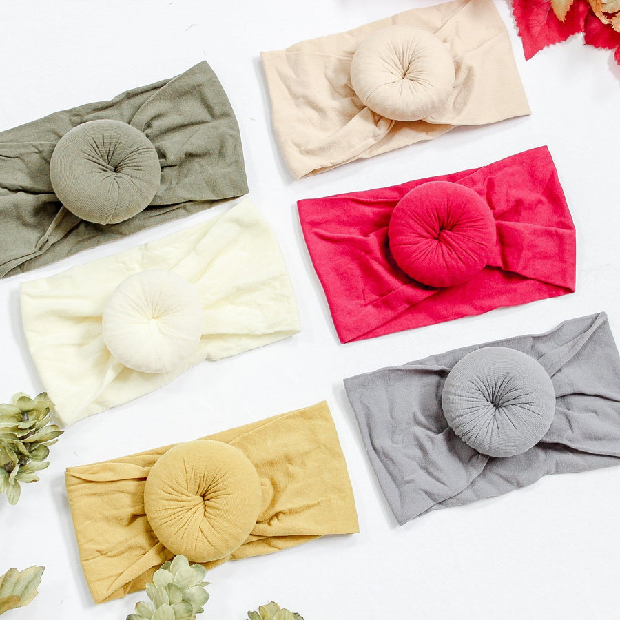 Cassie | Turban Headband - 6 Colors