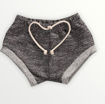 Summer Shorties - Charcoal