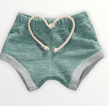 Summer Shorties - Green