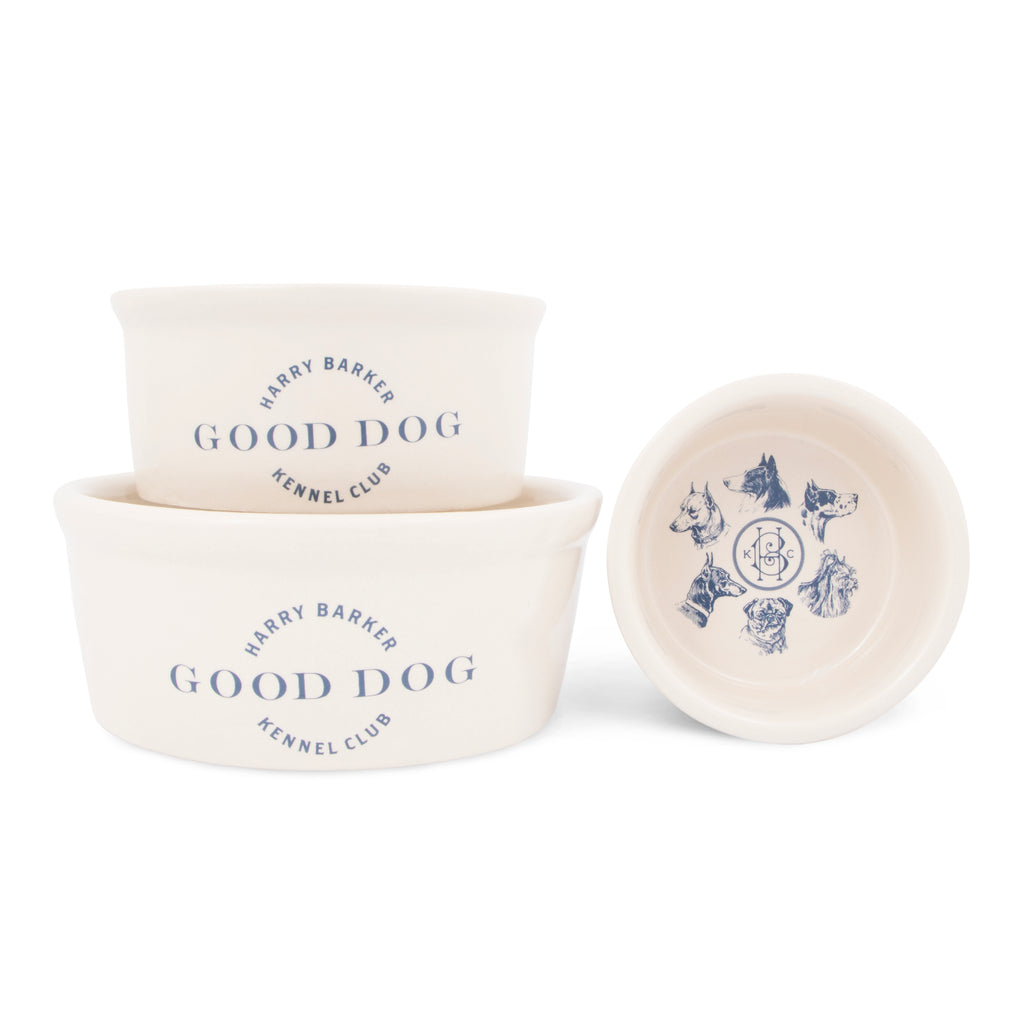 Kennel Club Ceramic Dog Bowl