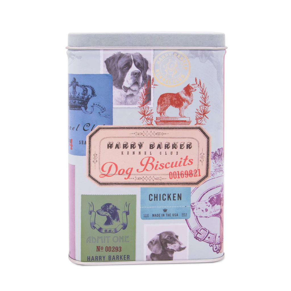 Kennel Club Treat Tin (TIN ONLY)