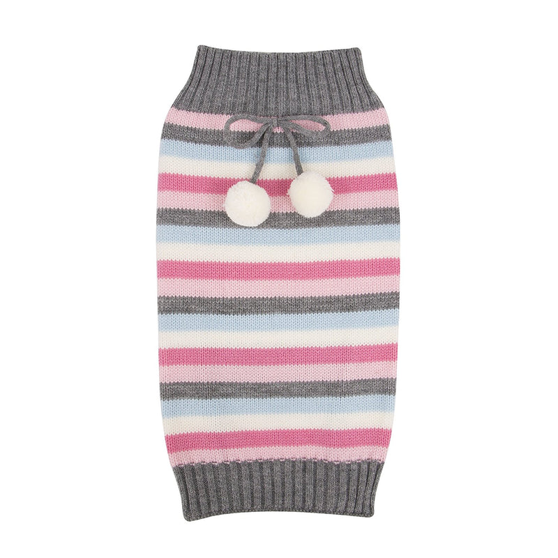 SimplyWag Striped Dog Sweater