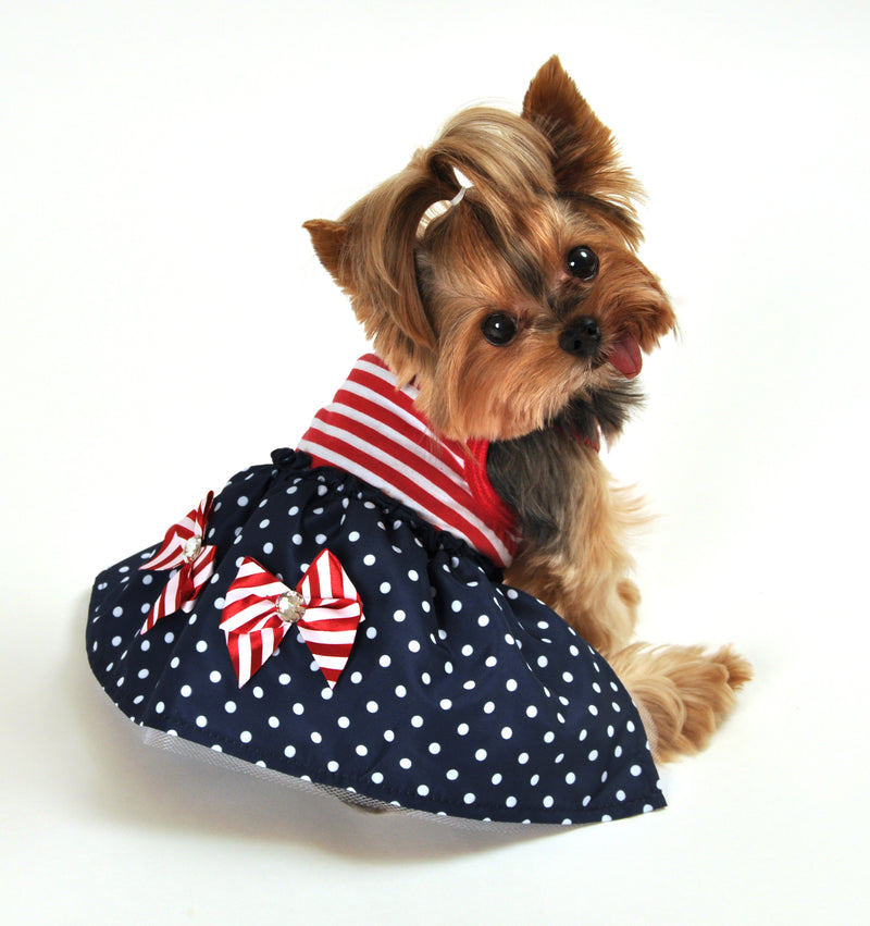 Picture from SimplyDog Americana Dress from SimplyDog by  Mission Pets