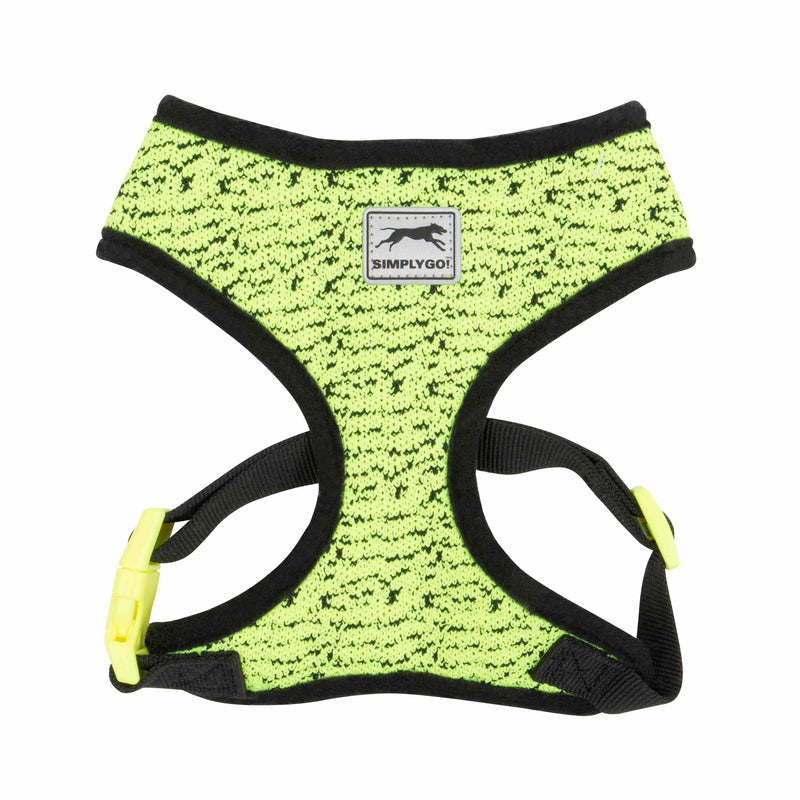Image of SimplyGo's Active Knit Mesh T-Strap Body Harness for Dogs