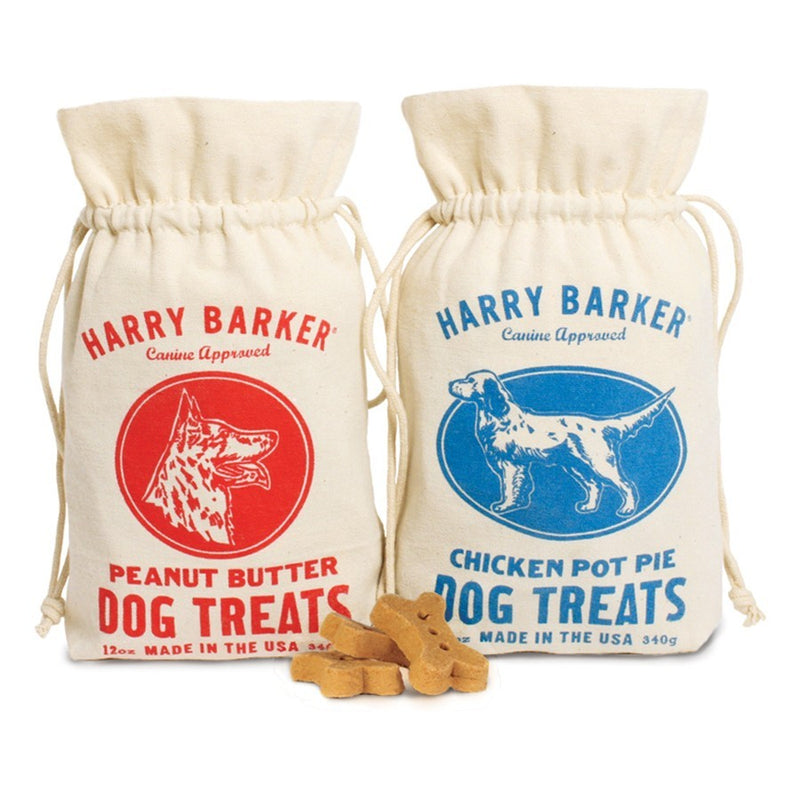 Camper Dog Treat Bags