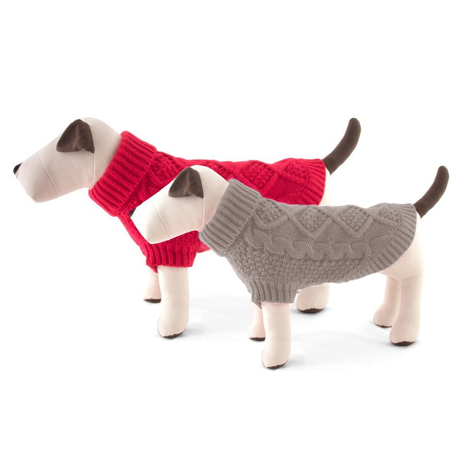 Fisherman Dog Sweater