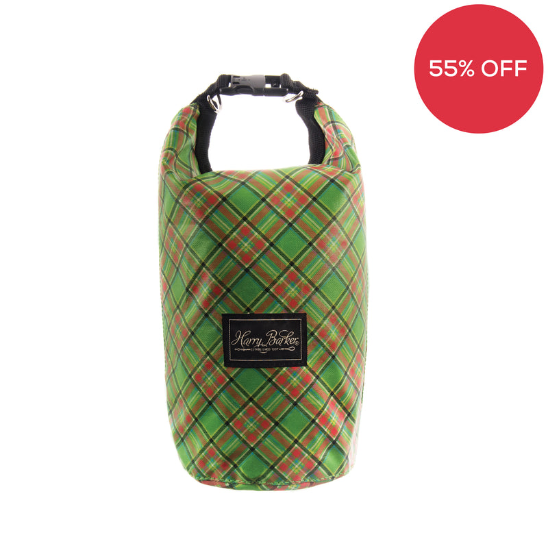 Tartan Travel Food Storage Bag