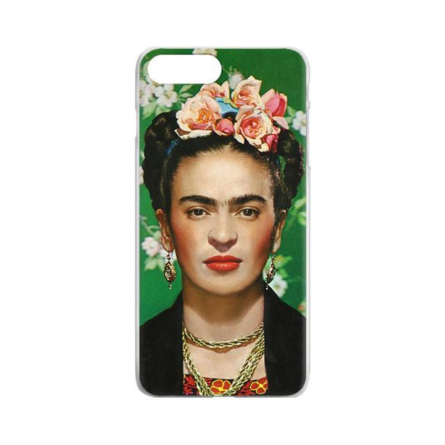 Frida flowers Kahlo For Apple iPhone