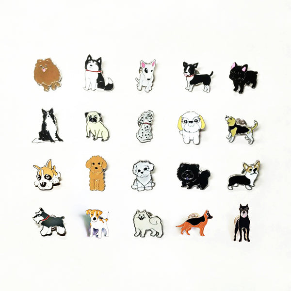 Perfect Puppy pins!