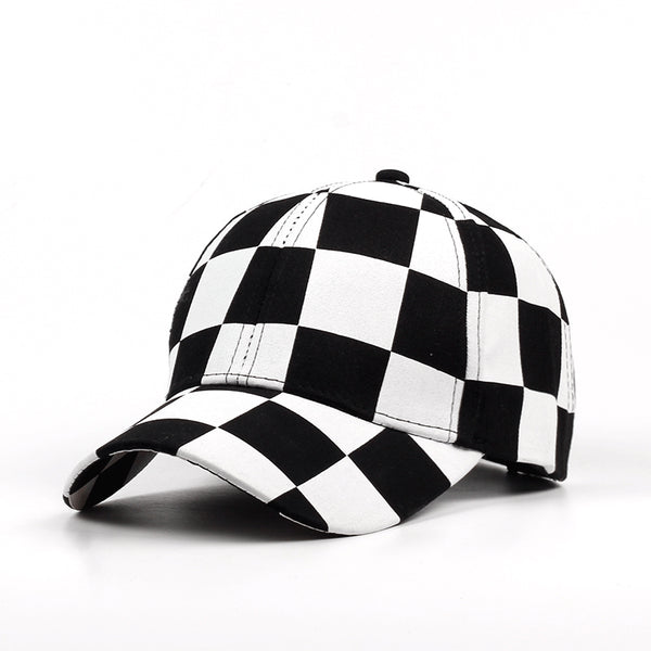 Checkered cap (limited)