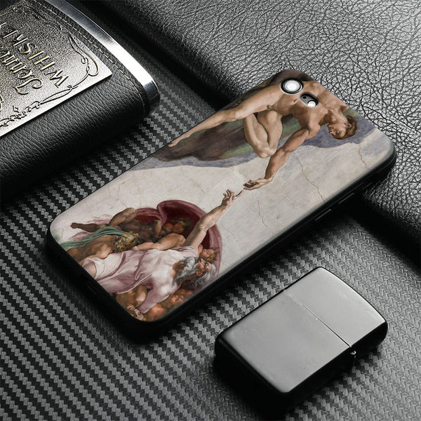 Michelangelo art Case