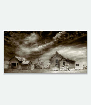 Drysdale Old House - Bells Fine Art