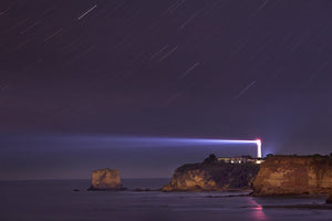 Aireys Inlet Lighthouse, Rays of Light - Bells Fine Art
