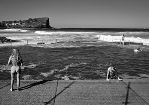 Avalon Rock Pool | Limited Edition - Bells Fine Art