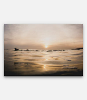 13th Beach Sunset - Bells Fine Art